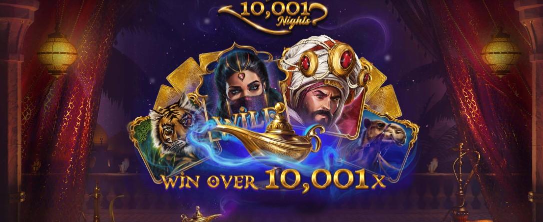 Играть 10,001 Nights бесплатно
