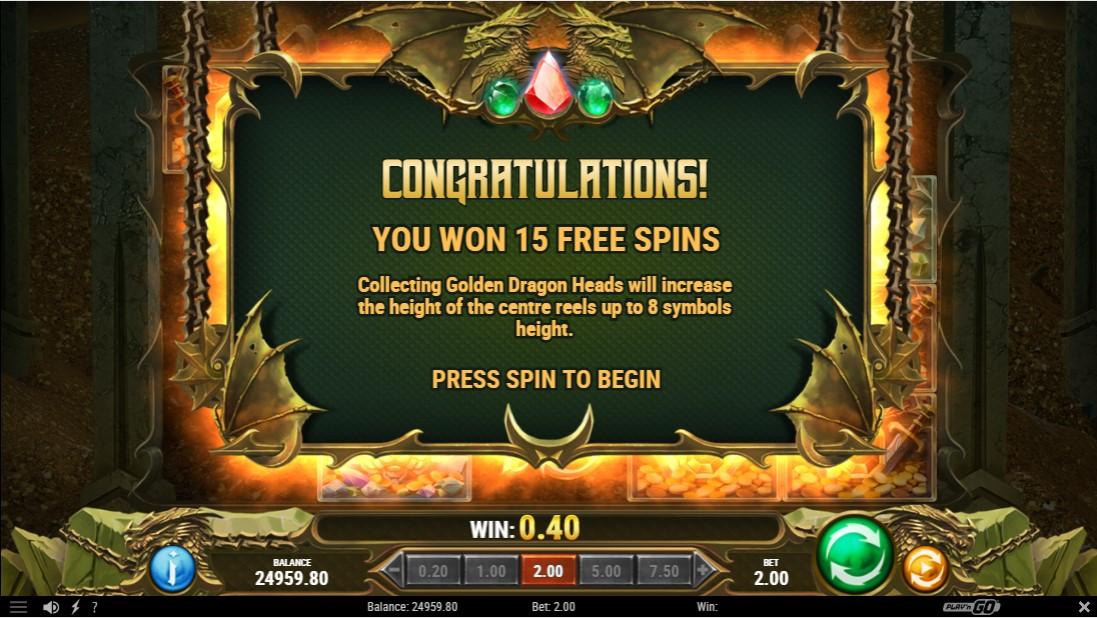 24K Dragon игровой автомат