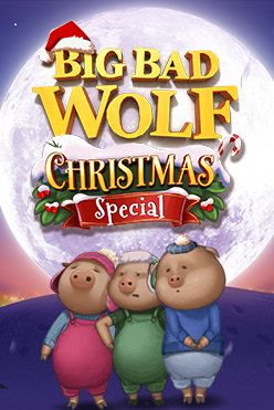 Играть Big Bad Wolf Christmas онлайн