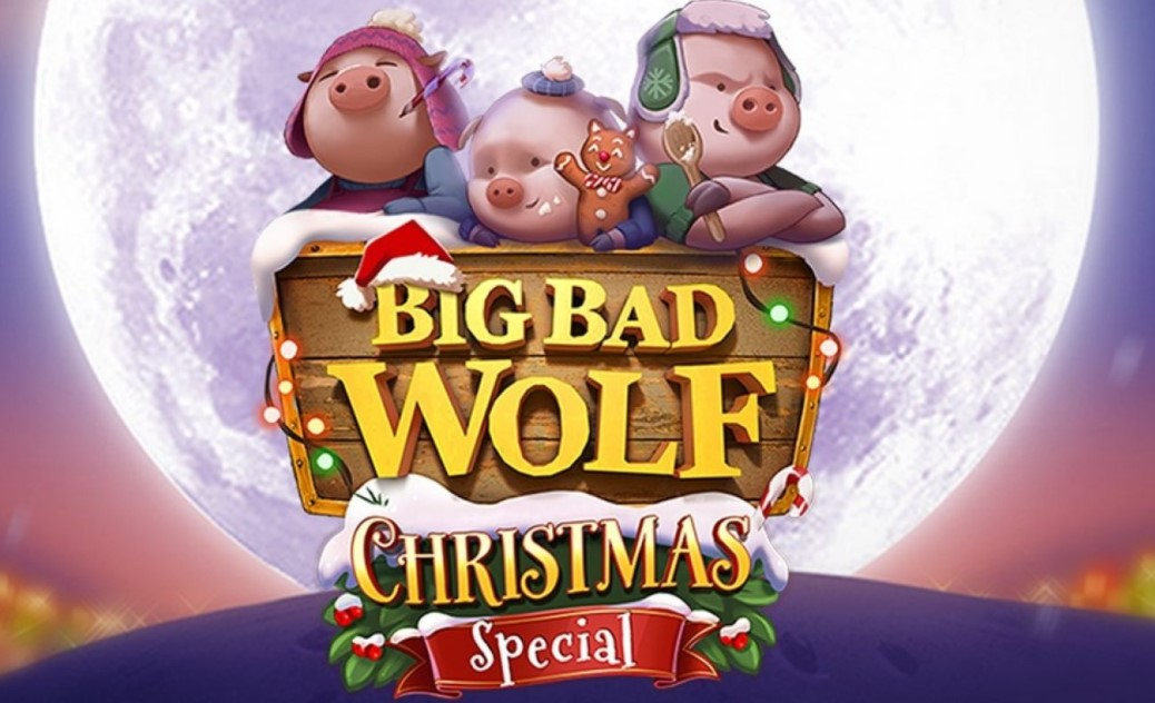 Играть Big Bad Wolf Christmas бесплатно