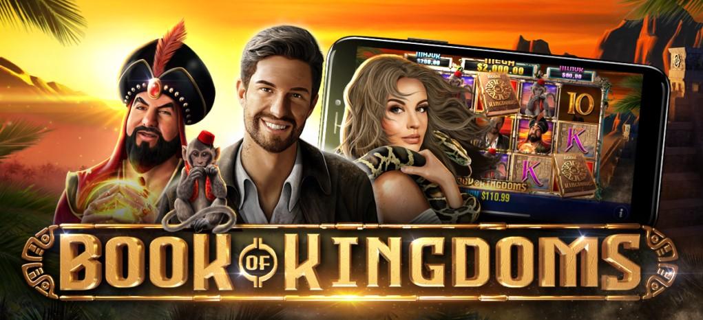 Играть Book of Kingdoms бесплатно