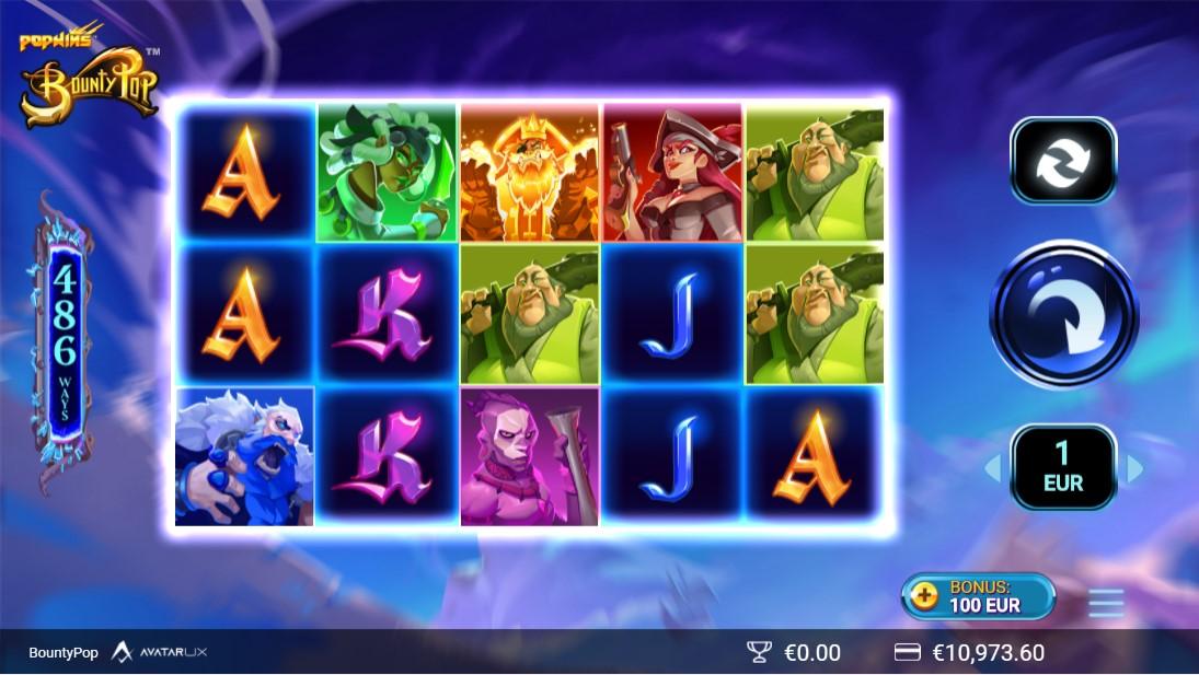 BountyPop онлайн слот