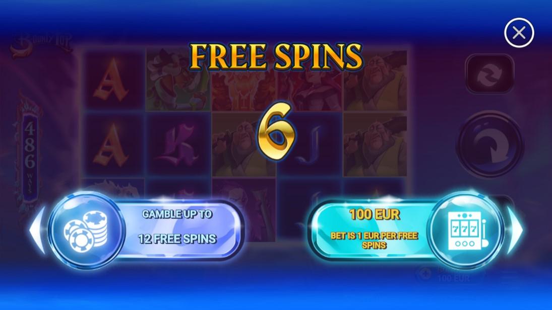 Бесплатный слот BountyPop