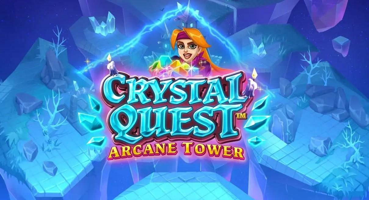 Играть Crystal Quest Arcane Tower бесплатно