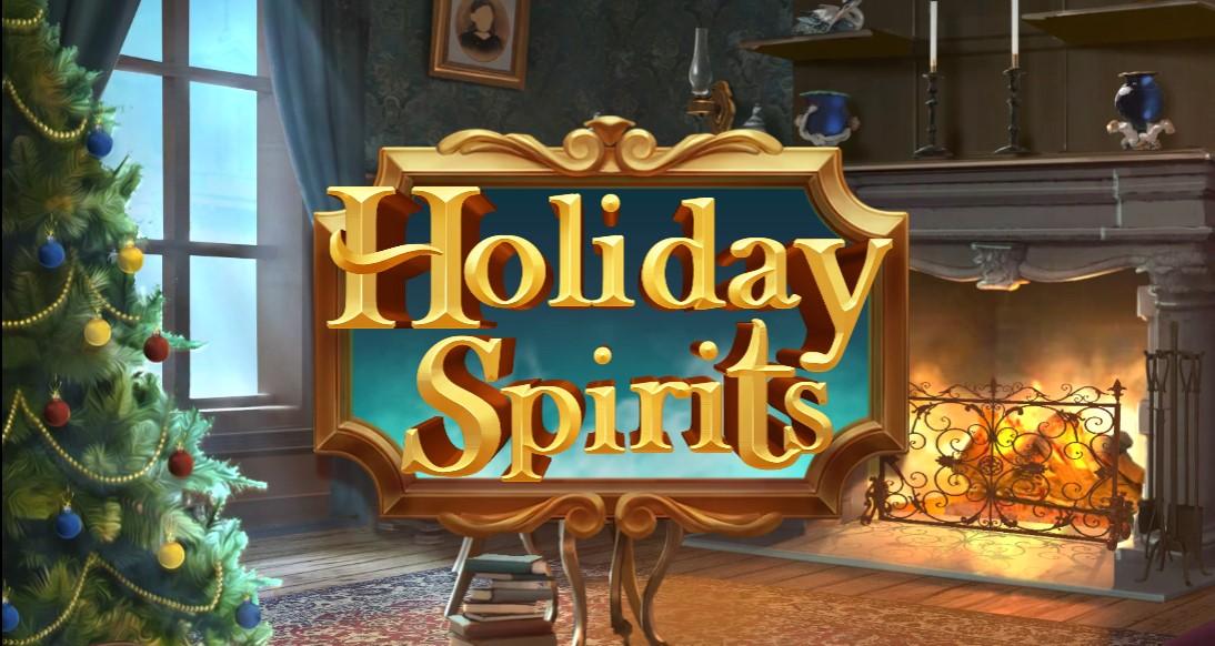 Играть Holiday Spirits бесплатно
