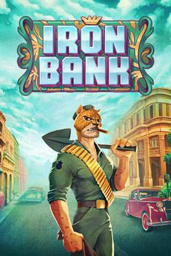 Играть Iron Bank онлайн