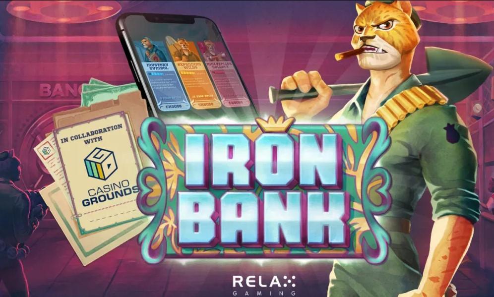 Играть Iron Bank бесплатно