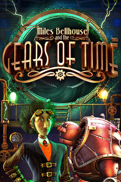 Играть Miles Bellhouse and the Gears of Time онлайн