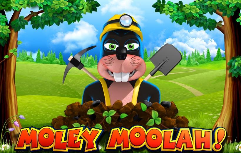 Играть Moley Moolah бесплатно