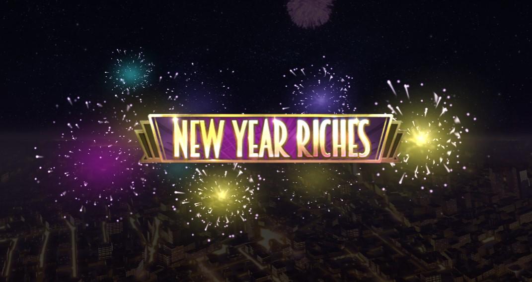 Играть New Year Riches бесплатно