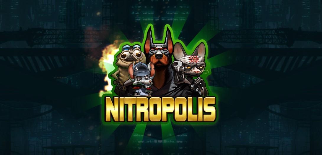 Играть Nitropolis бесплатно