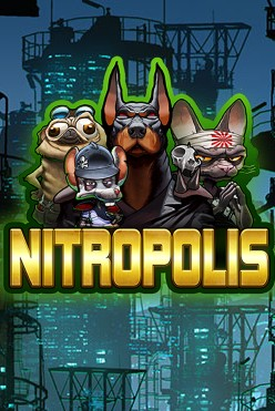 Играть Nitropolis онлайн