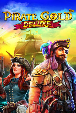 Играть Pirate Gold Deluxe онлайн