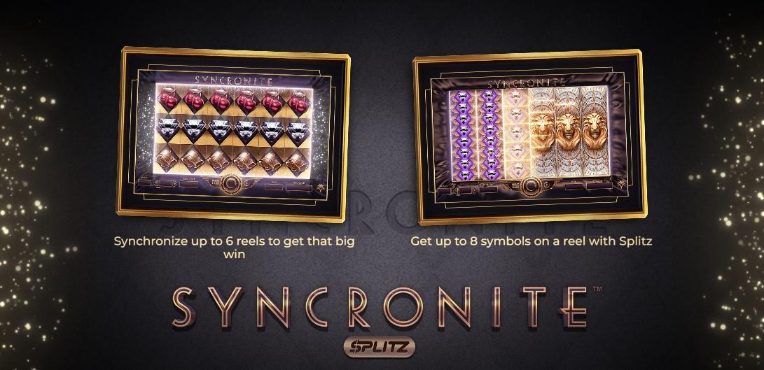 Играть Syncronite Splitz бесплатно