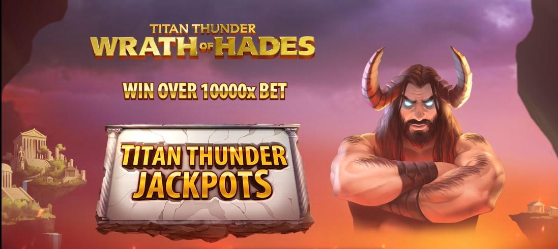 Играть Titan Thunder Wrath бесплатно
