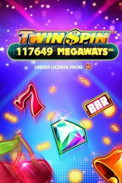 Играть Twin Spin Megaways онлайн
