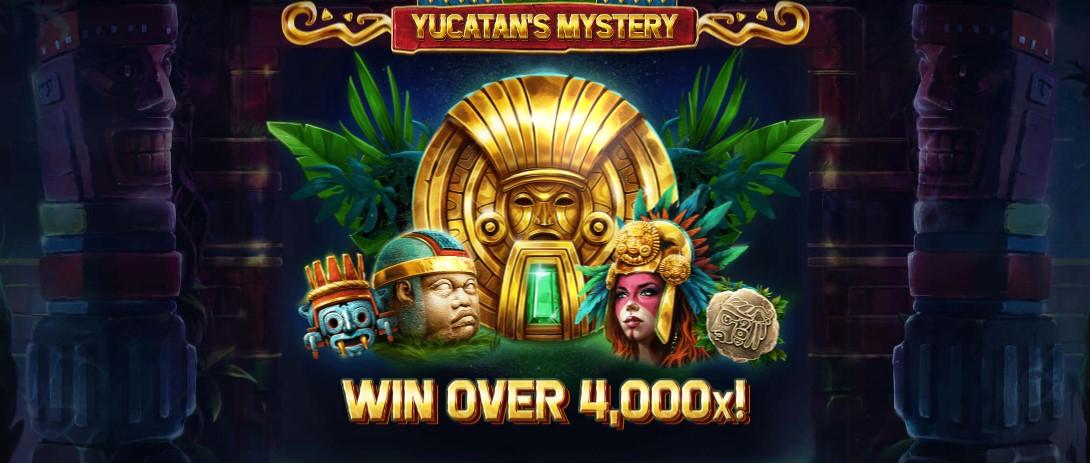 Играть Yucatan's Mystery бесплатно