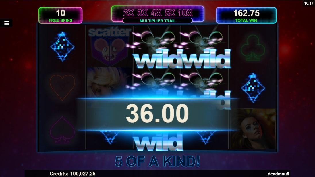 deadmau5 игровой автомат