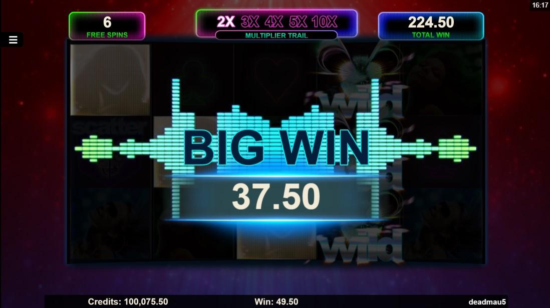 deadmau5 free slot