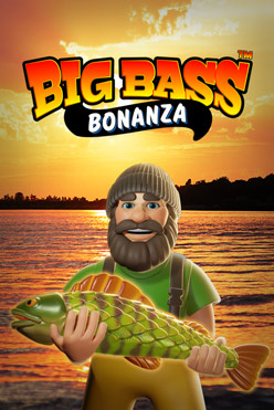 Играть Big Bass Bonanza онлайн