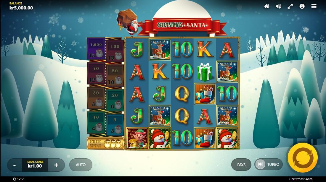 Christmas Santa онлайн слот