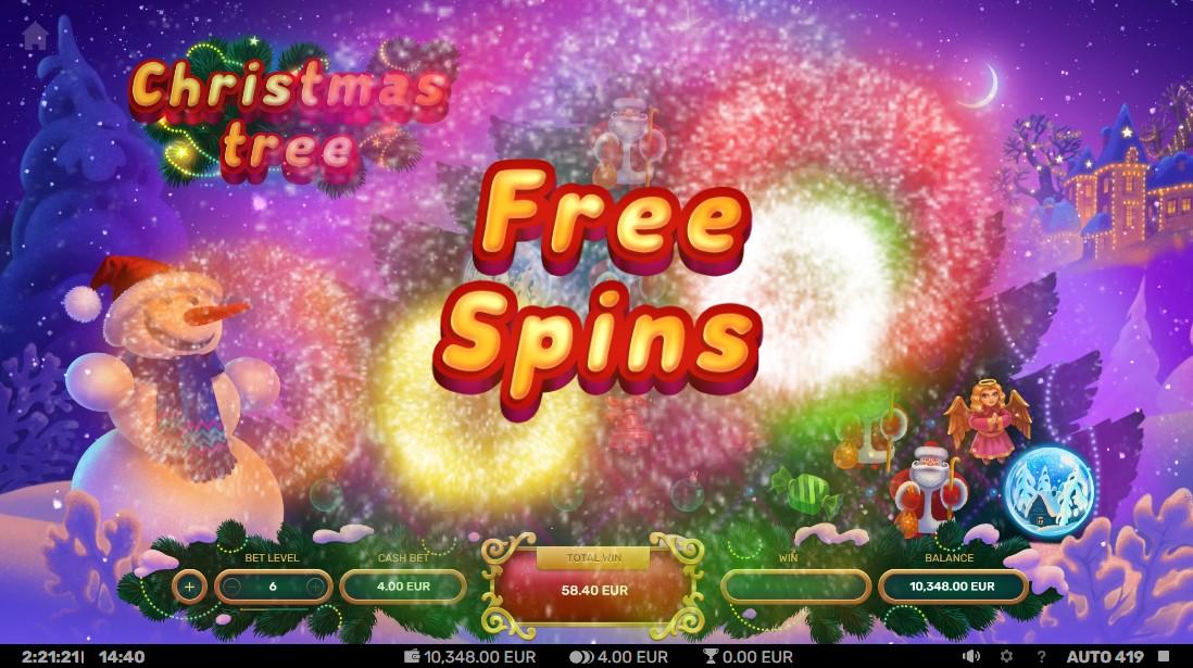 Christmas Tree онлайн слот