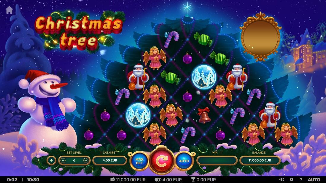 Игровой автомат Christmas Tree