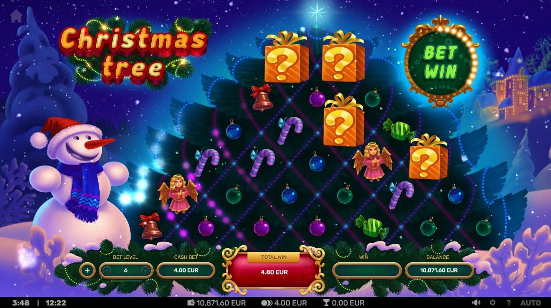 Слот Christmas Tree играть бесплатно