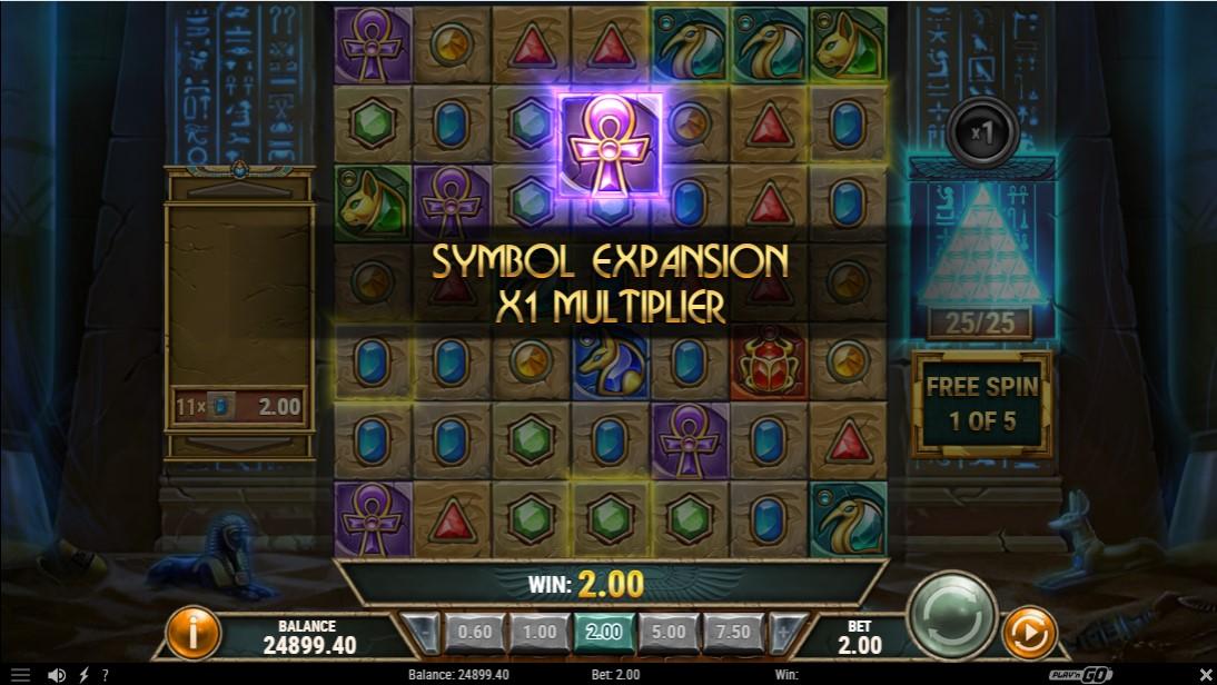 Golden Osiris игровой автомат
