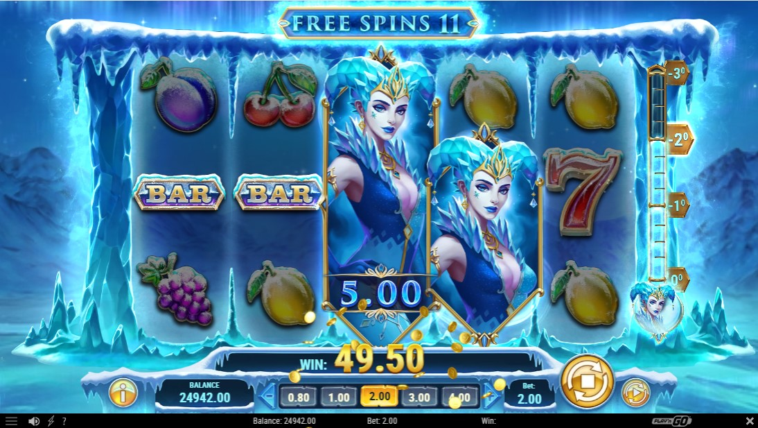 Ice Joker игровой автомат