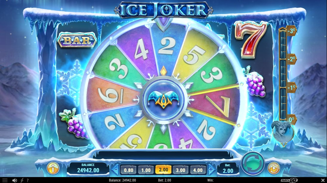 Free slot Ice Joker