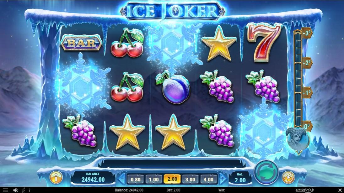 Бесплатный слот Ice Joker