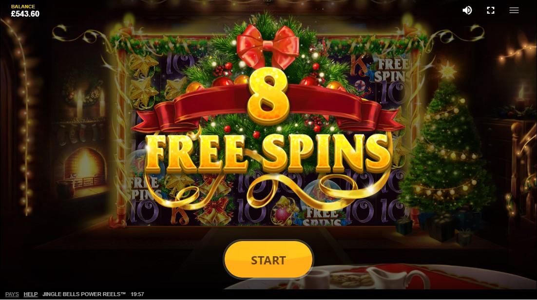 Free slot Jingle Bells Power Reels