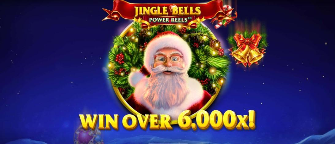 Играть Jingle Bells Power Reels бесплатно