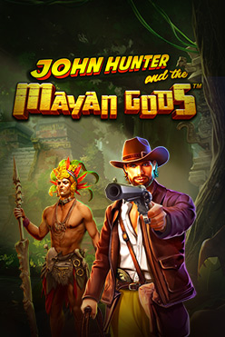Играть John Hunter and the Mayan Gods онлайн