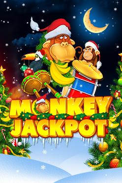Играть New Year Monkey JackPot онлайн