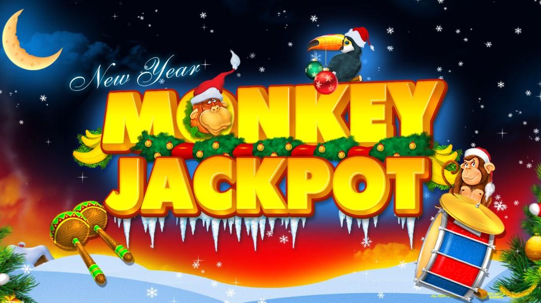 Играть New Year Monkey JackPot бесплатно