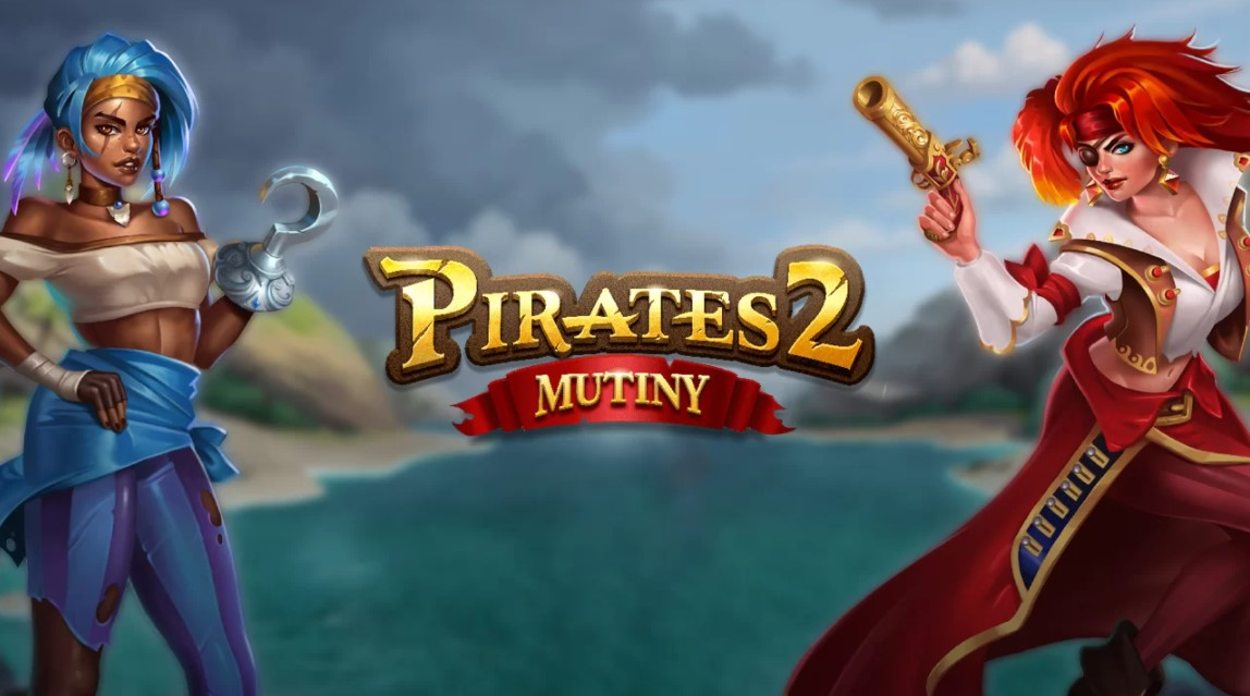Играть Pirates 2 Mutiny бесплатно