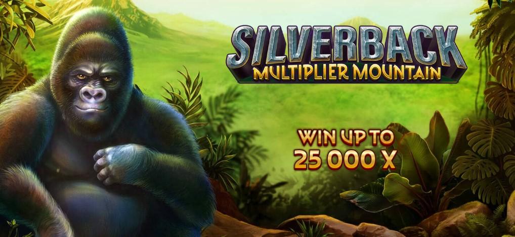 Играть Silverback Multiplier Mountain бесплатно