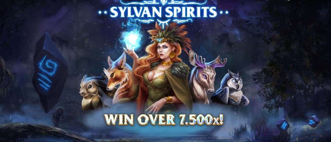 Играть Sylvan Spirits бесплатно