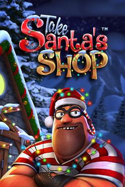 Играть Take Santas Shop онлайн