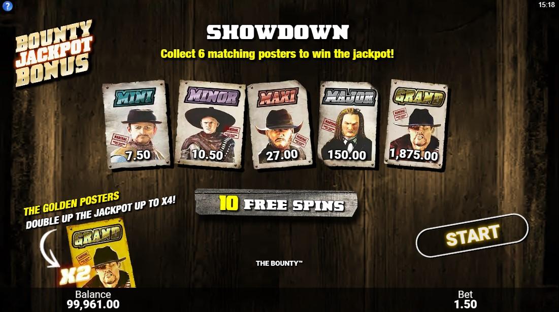 The Bounty онлайн слот