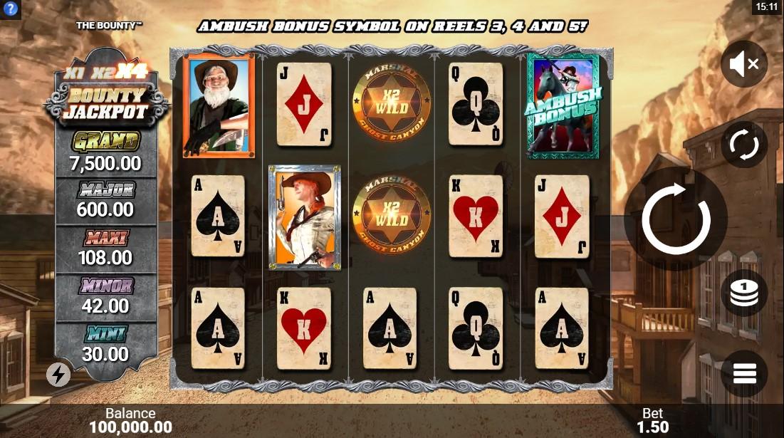 free slot The Bounty