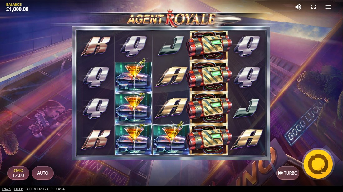 Agent Royale онлайн