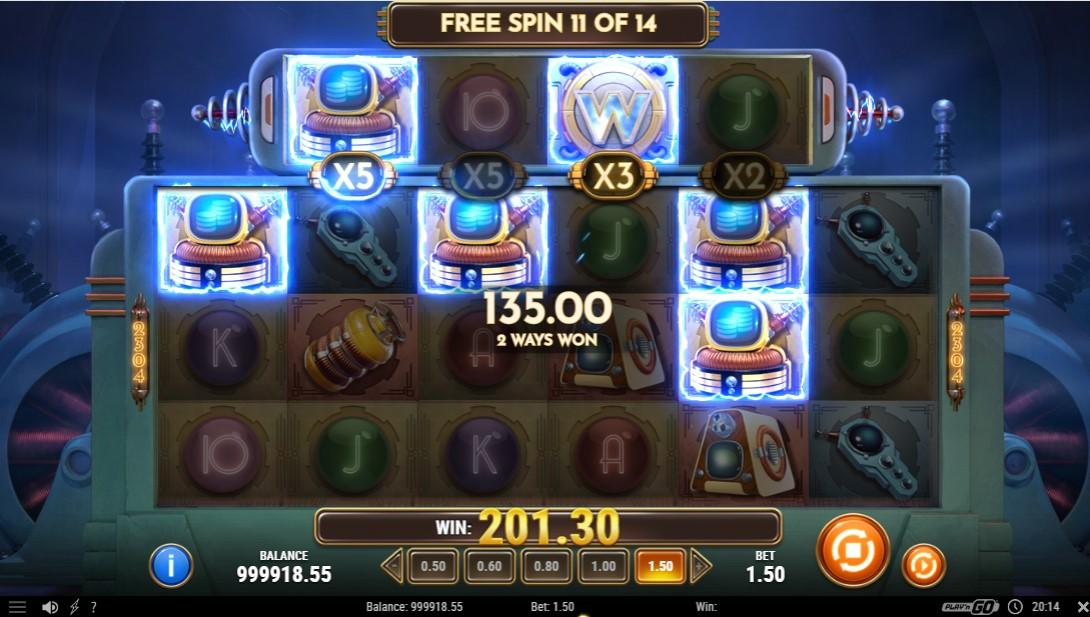 Coils of Cash игровой автомат
