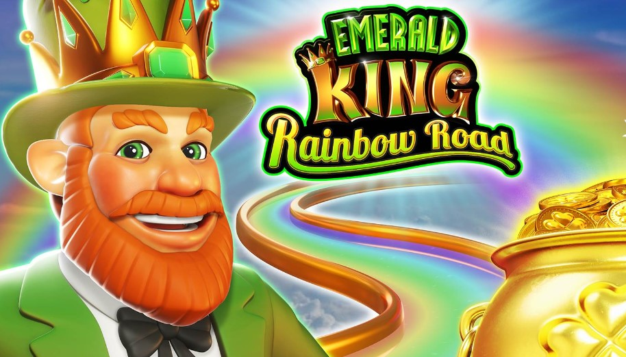 Играть Emerald King Rainbow Road бесплатно