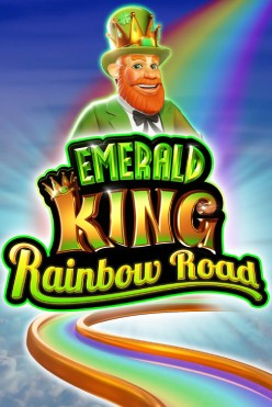 Играть Emerald King Rainbow Road онлайн