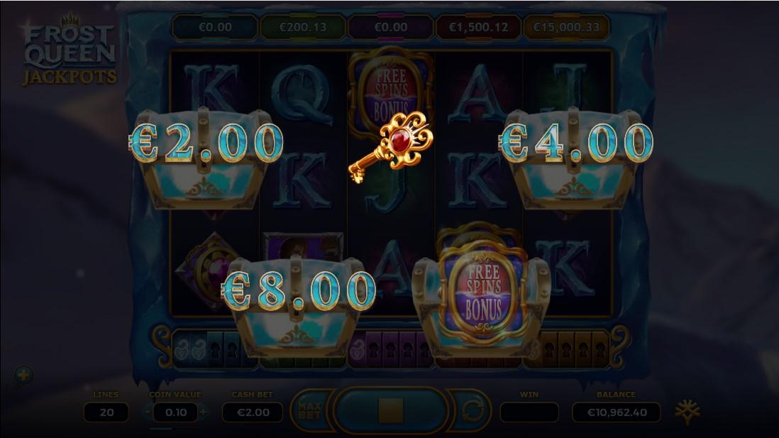 free slot Frost Queen Jackpots