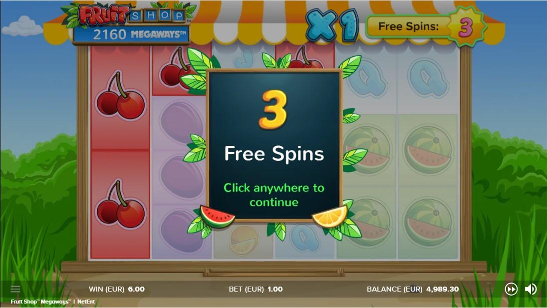 Fruit Shop MegaWays онлайн слот