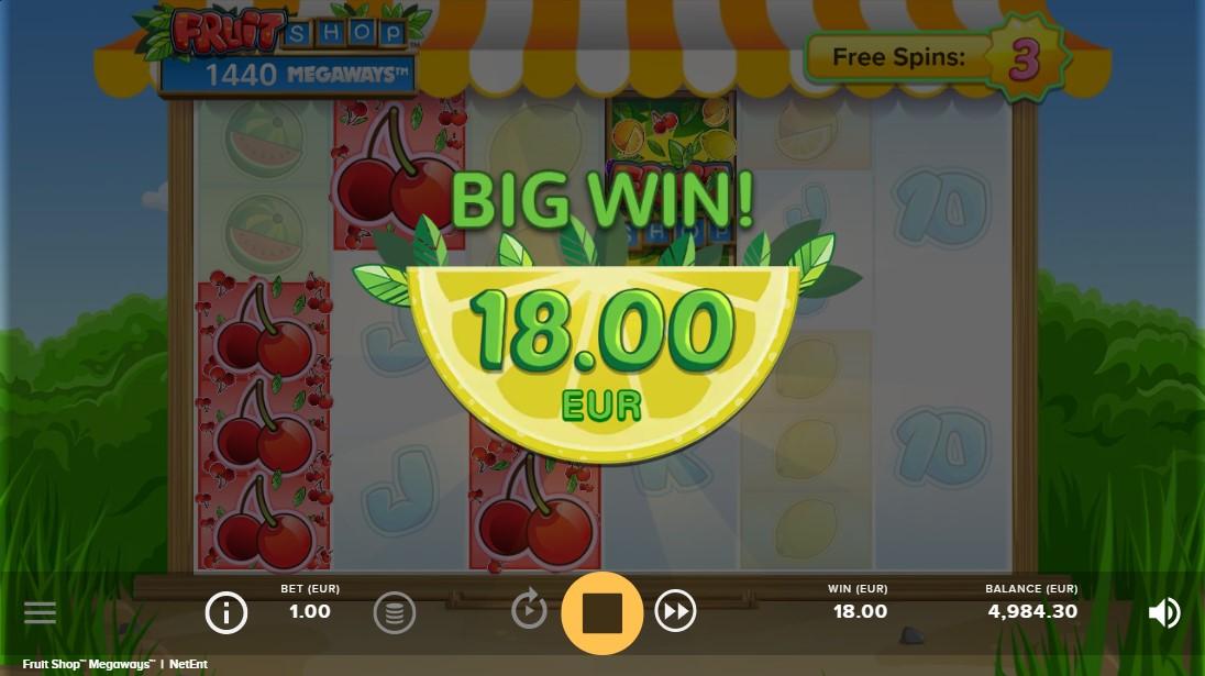 free slot Fruit Shop MegaWays